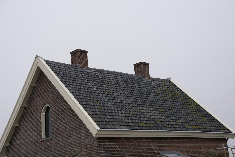 wachtershuisje dak